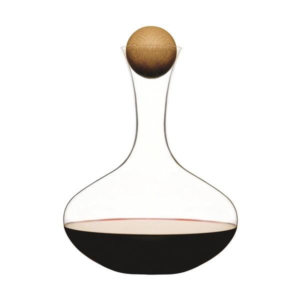 Karafa na červené víno Sagaform Oval