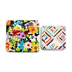 Sada 2 krabičiek Collier Campbell by Portico Designs