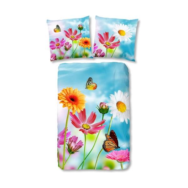 Bavlnené obliečky Muller Textiel Morning, 135 x 200 cm