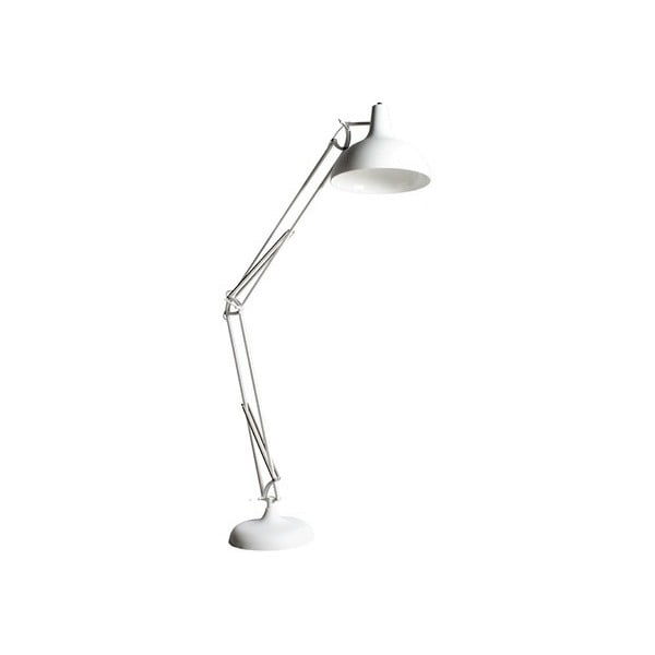 Stojacia lampa Office White
