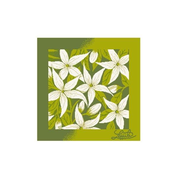 Kúpeľňová predložka Jasmine Soft, 60x60 cm