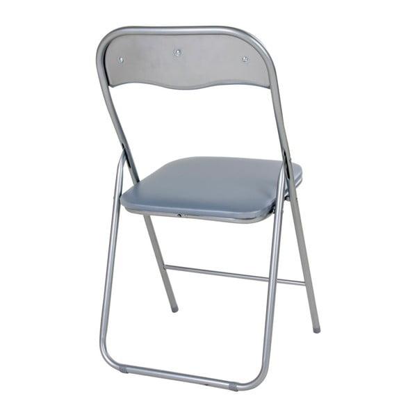 Sivá skladacia stolička House Nordic Fold