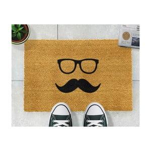 Rohožka Artsy Doormats Mustache & Glasses, 40 × 60 cm