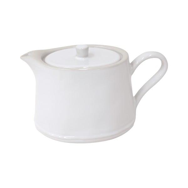 Biela keramická kanvica na čaj Costa Nova Astoria, 1 l