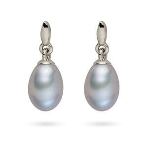 Perlové náušnice Nova Pearls Copenhagen Meropé