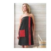 Dámsky sarong Black, 80x136 cm