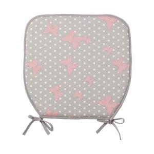 Podložka na sedenie Pink Butterfly