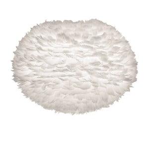 Biele tienidlo z husieho peria VITA Copenhagen EOS, Ø65 cm