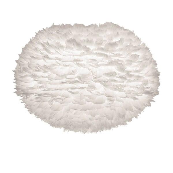 Biele tienidlo z husieho peria VITA Copenhagen EOS, Ø65cm