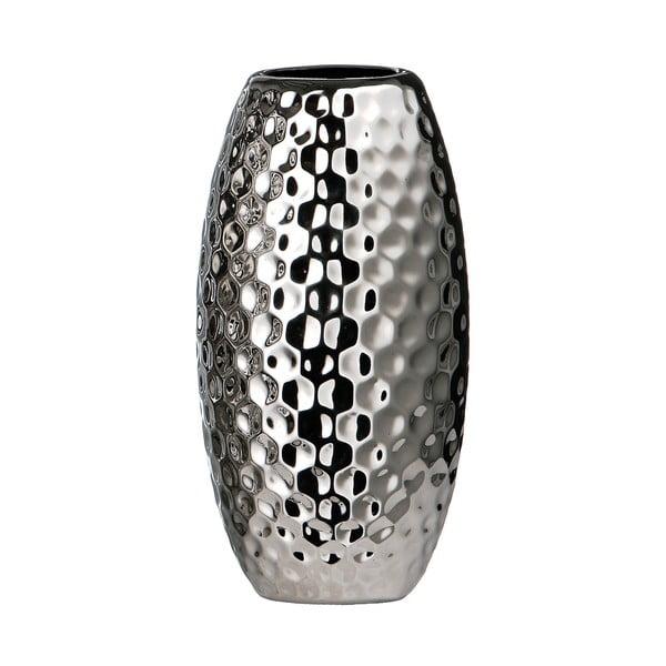 Váza Chrome Ceramic, 20 cm