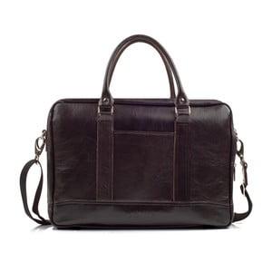 Pánska taška Solier SL02, hnedá