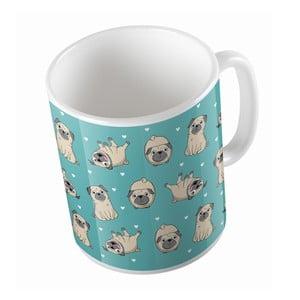 Hrnček Butter Kings Blue Pugs