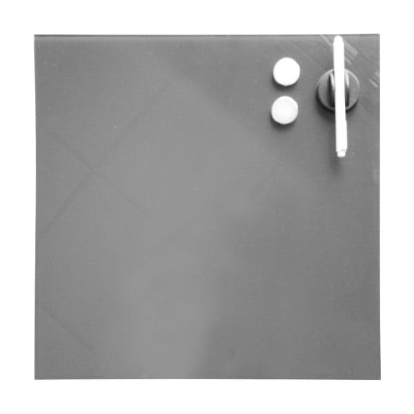 Magnetická nástenka Memo, sivá