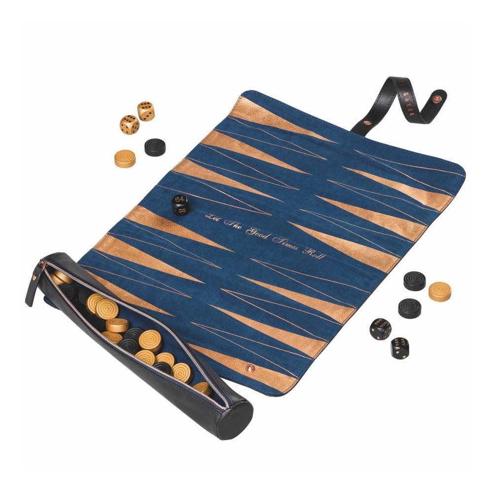 Cestovné backgammonové hry a súpravy Ted Baker Brogue