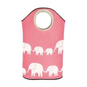 Kôš na bielizeň Elephant Family