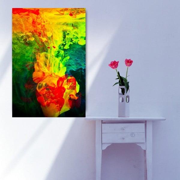 Obraz Abstraktné čosi, 45x70 cm