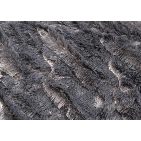 Deka Anthracite Wave,170x130cm