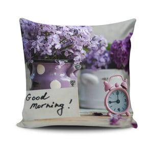 Vankúš s prímesou bavlny Cushion Love Paclio, 45 × 45 cm