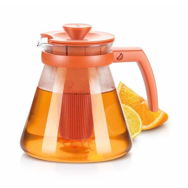 Kanvica TEO TONE Tescoma 1.2 l, oranžová