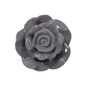 Sivá kameninová dekoratívna úchytka Antic Line Belarosa
