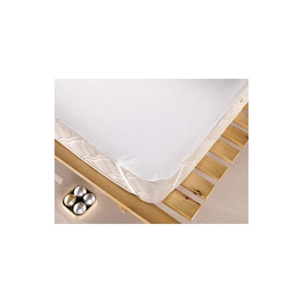 Ochranná podložka na posteľ Double Protector, 160 × 200 cm