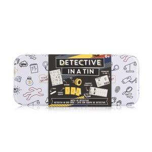 Detská hra v plechovom obale npw™ Detective