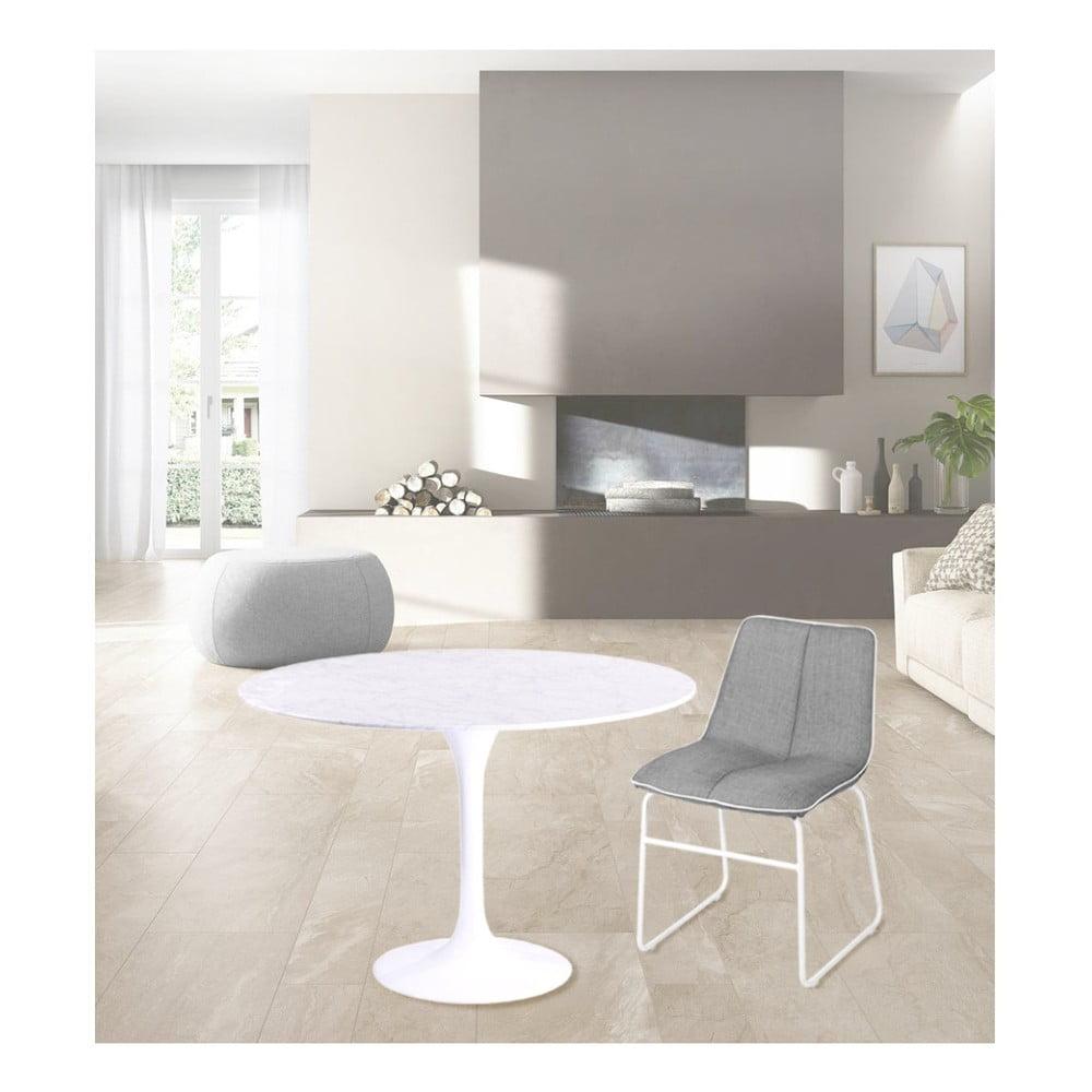 e5012dd4feef Sada 2 sivých stoličiek Global Trade Gaia ...