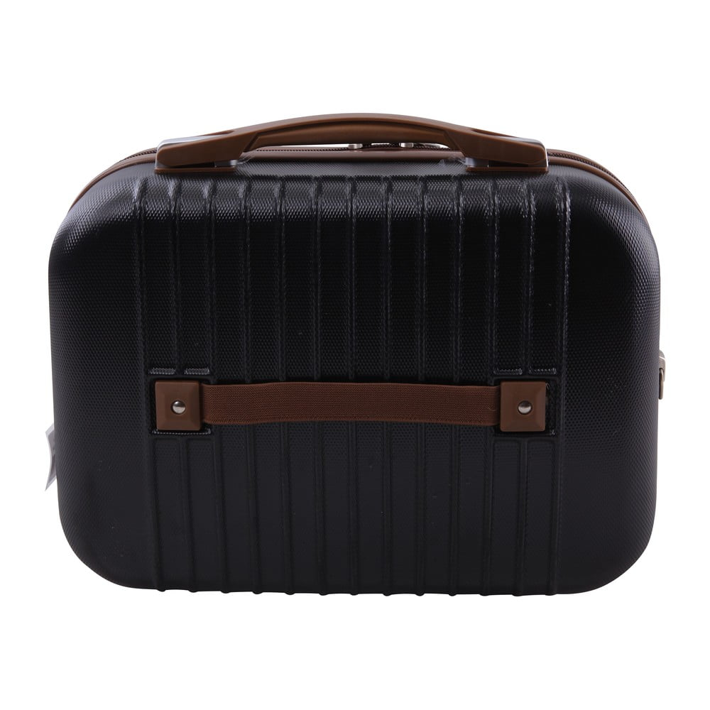467da69270c1c Kufor s príručnou taškou Vanity Jean Louis Scherrer Black   Bonami