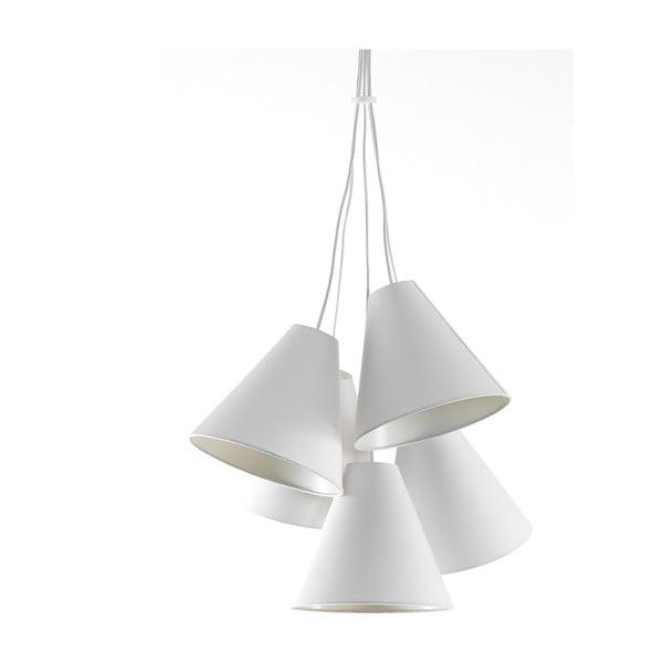 Biele stropné svietidlo Tomasucci Vogue