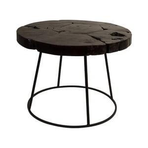 Drevený stolík Dutchbone Kraton