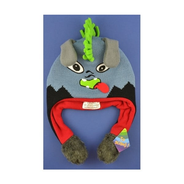 Detská čapica Monster