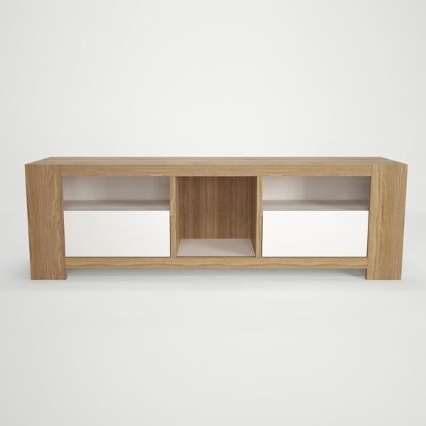 TV stolík z bukového dreva Artemob