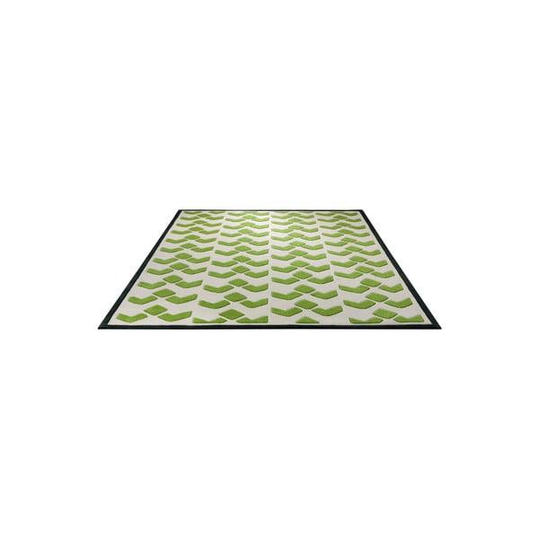 Koberec Esprit Bauhaus Green, 200x300 cm