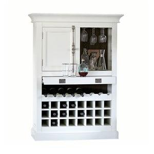 Biela stena Canett Skagen Wine, 1 zásuvka