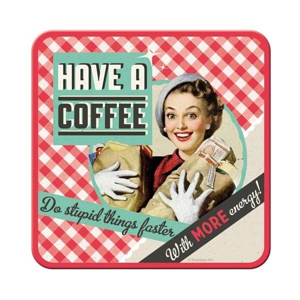 Sada 5 táciek Have a Coffee