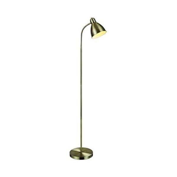 Voľne stojacia lampa v zlatej farbe Markslöjd Nitta