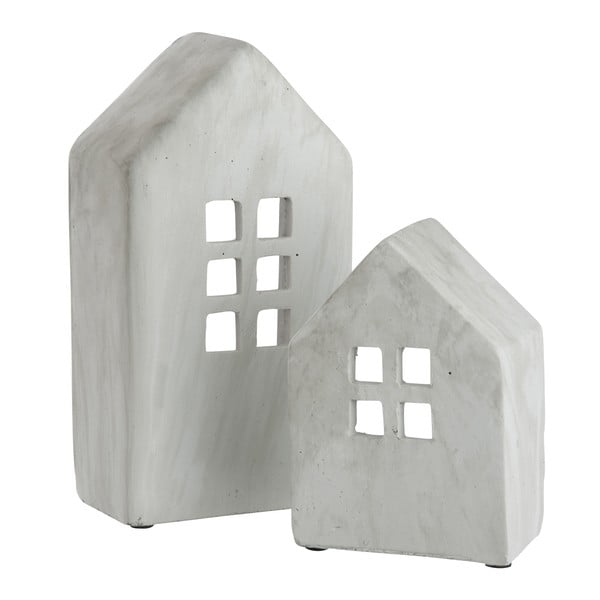 Dekorácia House Marble 16x10x30,5 cm