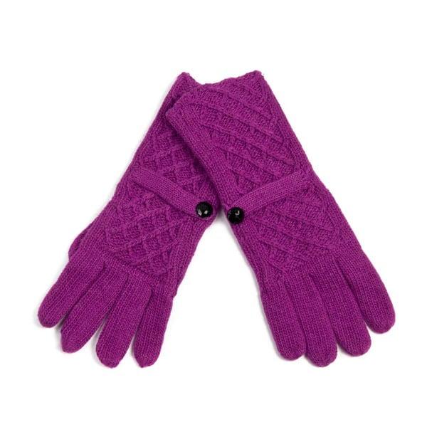 Rukavice Glamour Purple