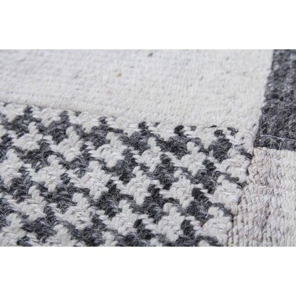 Vlnený koberec Omnia 120x170 cm, prírodný