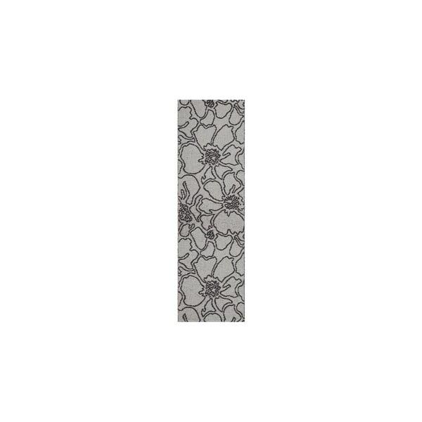 Vysoko odolný obojstranný koberec Flou V10, 60x120 cm