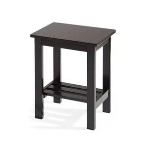 Odkladací stolík Kaos Black