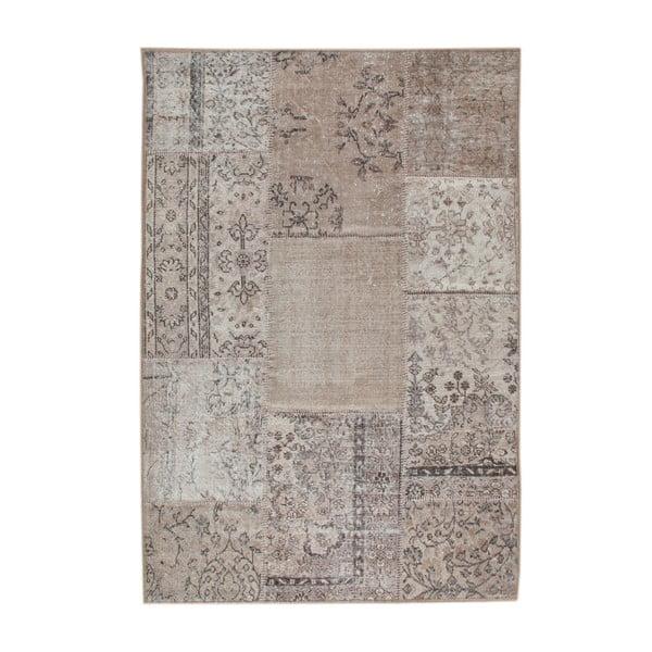 Béžový koberec Eko Rugs Bieito, 75 x 150 cm