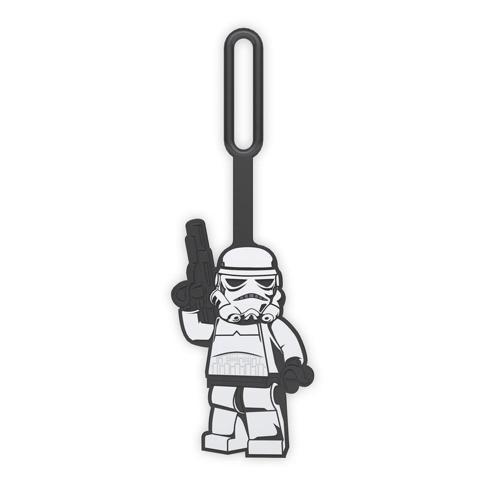 Menovka na batožinu LEGO® Star Wars Stormtrooper