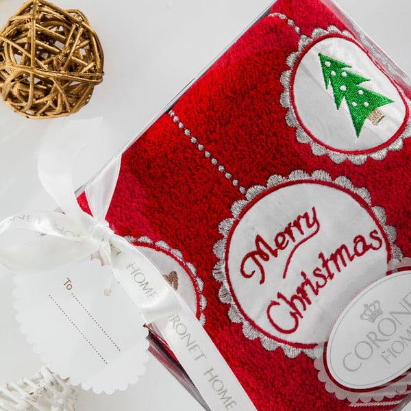 Osuška v darčekovom balení Christmas V1, 50x90 cm
