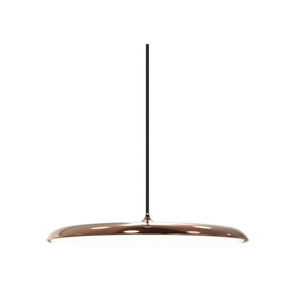 Závesné svetlo Nordlux Artist 40 cm, meď