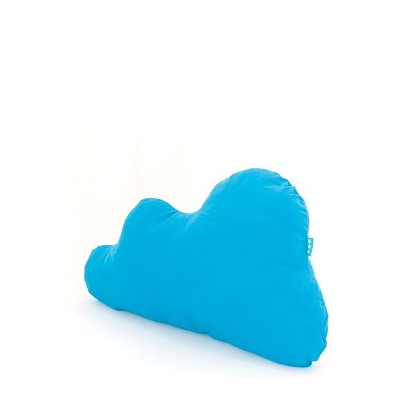 Vankúšik Mr. Fox Nube Turquoise, 60x40cm