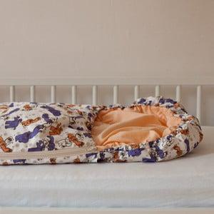 Detský spací vak Bartex Psík Puntík, 50x100cm