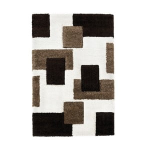 Hnedý koberec Think Rugs Fashion Ivory Brown I, 80 x 150 cm