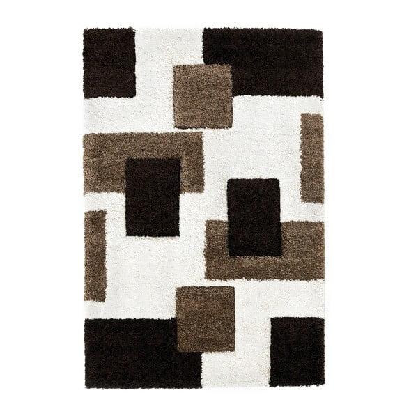 Hnedý koberec Think Rugs Fashion, 120×170cm