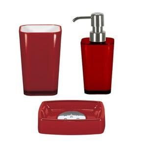 Kúpeľňový set Easy Red